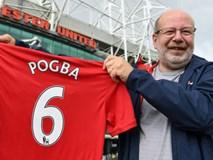 Vượt Ibra, áo Pogba bán chạy nhất Ngoại hạng Anh