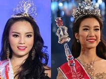 Chuyện hy hữu của 4 người đẹp thi hoa hậu