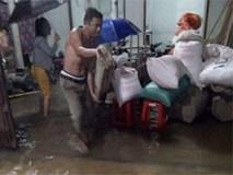 Hà Tĩnh: Cả làng đánh kẻng chạy lũ suốt đêm
