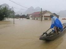 Miền Trung mưa lũ lịch sử