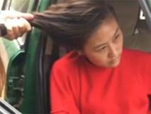 TQ: Chồng vũ phu giật tóc vợ lôi đi trên phố gây sốc