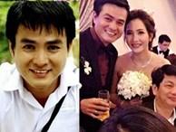 Tài tử một thời của 'Mùi ngò gai' Cao Minh Đạt bất ngờ kết hôn ở tuổi 41
