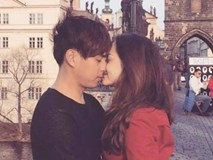 """Hồ Quang Hiếu - Bảo Anh tiết lộ những hình ảnh """"hôn nhau đi khắp thế gian"""""""