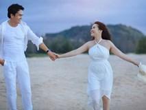 Tài tử Cao Minh Đạt khoe ảnh cưới lãng mạn như phim Hàn