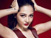 Ngắm cách ăn vận cực sexy của Bảo Anh từ ngày yêu Hồ Quang Hiếu