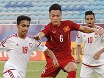 Hòa U19 UAE, U19 Việt Nam vẫn rộng cửa vào tứ kết