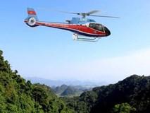 Máy bay trực thăng mất liên lạc ở Bà Rịa-Vũng Tàu