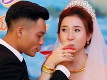 Đám cưới cổ tích của cựu tuyển thủ U23 Việt Nam với cô nàng hot girl