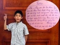Con trai viết thế này, người mẹ nào đọc xong mà chẳng phát khóc