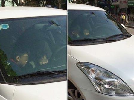 Mẹ vào siêu thị, bỏ mặc 2 con nhỏ ngồi trong xe ô tô vẫn đang nổ máy
