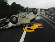 Nữ tài xế 9X gây tai nạn kinh hoàng vì nghe theo chỉ dẫn của máy định vị GPS