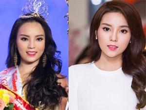 Những mỹ nhân Việt càng trang điểm nhẹ càng xinh