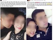 Hai phụ nữ cùng đăng ảnh hạnh phúc bên... một ông chồng trên Facebook khiến dân tình kinh ngạc