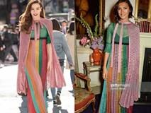 Những pha đụng độ váy áo Gucci xuyên lục địa của Hồ Ngọc Hà