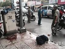 Vụ chém lìa tay trên phố: Trong ba lô của nạn nhân cũng có mã tấu