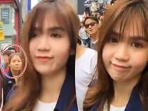 Phản ứng của dân Hàn khi thấy Ngọc Trinh xuất hiện ở khu chợ đông đúc