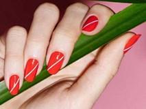 Những mẫu nail đẹp lung linh rất hợp với tiết trời thu lãng mạn này
