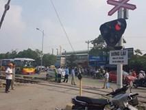 Vụ tàu hỏa đâm nát ô tô: Ám ảnh của người lái tàu