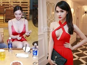 Những mỹ nhân Việt tự tin 'thả rông' khoe vòng 1