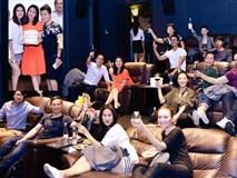 Chồng tổ chức sinh nhật bí mật cho Tăng Thanh Hà trong rạp chiếu phim