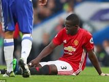 Mourinho nhận tin dữ trước trận derby Manchester