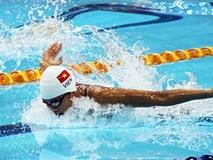 Ánh Viên xô đổ kỷ lục cá nhân bơi 400m ở giải thế giới