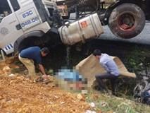 Video: Vụ tai nạn liên hoàn ở dốc Nà Sèn, Mai Sao, Chi Lăng, Lạng Sơn