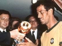 Carlos Alberto: Một bàn thắng, một vĩ nhân