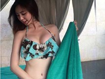 Body sexy, vòng 1 căng đầy của tân Hoa hậu Hàn Quốc đang gây sốt