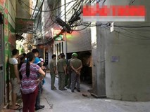 Nổ súng kinh hoàng tại nhà nghỉ ở Hà Nội, 1 người chết