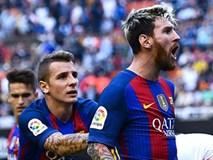 Hãy nổi loạn lên, Messi!