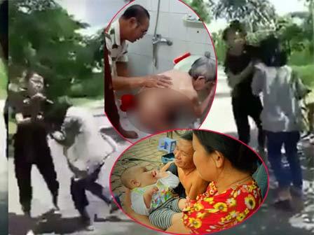 Tin nóng 24h: Nữ sinh đánh, bắt bạn liếm chân