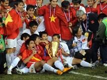 Việt Nam mang hình bóng nhà vô địch năm 2008 tại AFF Cup