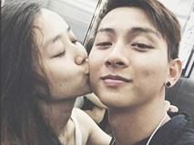 Hoài Lâm công khai người yêu xinh như hot girl, tiết lộ ảnh hôn nhau tình tứ