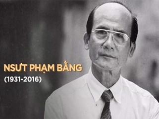 Nghệ sĩ Phạm Bằng qua đời