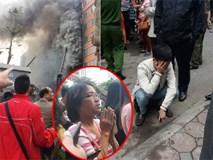 Nhiều tài sản bị thiêu hủy, còn người mắc kẹt trong các quán karaoke bị cháy tại Trần Thái Tông