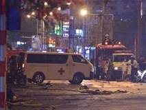 Đưa 13 người tử vong trong vụ cháy quán karaoke ở Hà Nội ra ngoài