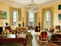 Obama lần đầu tiết lộ 'tổ ấm' trong Nhà Trắng