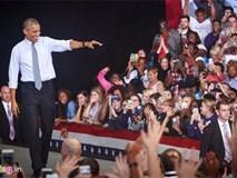 Obama: Từ 'Hy vọng táo bạo' tới mối đe dọa Donald Trump