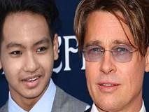 Brad Pitt gục ngã khi Maddox nói: 'Ông không phải cha tôi'
