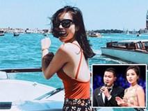 Hoa hậu Kỳ Duyên dính nghi vấn quay lại với bạn trai đại gia?