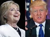 Quả bom bất ngờ tháng 10 có giúp Donald Trump hạ bà Clinton?