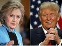 Hillary Clinton dẫn điểm Donald Trump trước 'ngày phán xét'