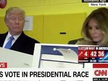Những khoảnh khắc ngộ nghĩnh trong ngày bầu cử tại Mỹ