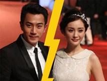 Sự thật: Dương Mịch và Lưu Khải Uy đã li hôn từ tháng 1?