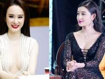 Vẻ nóng bỏng 'một chín một mười' của hai mỹ nhân Việt sinh năm 1995