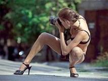"""Muôn kiểu """"lăn xả"""" vì nghệ thuật của nhiếp ảnh gia"""