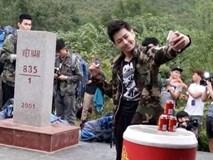 Lâm Chí Dĩnh và loạt sao Hoa ngữ đến Cao Bằng, Việt Nam