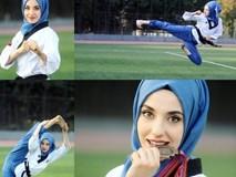 Nhan sắc tuyệt trần của nữ cao thủ taekwondo Kubra Dagli