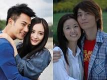 """""""Super soi"""" 2 cặp đôi thị phi nhất Cbiz hiện tại: Hoắc Kiến Hoa - Lâm Tâm Như và Dương Mịch - Lưu Khải Uy"""